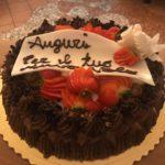 torta cioccolato su commissione domomia