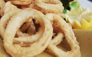 ristorante tipico domo mia frittura calamari