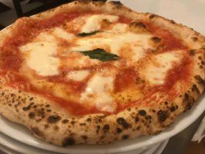 ristorante tipico domo mia pizza margherita